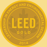 LEED Gold Certified Data Centres