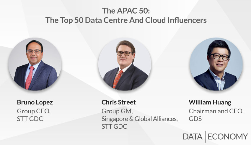 Bruno Lopez among the top data centre and cloud influencers