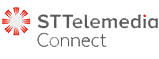 STTelemedia Connect Logo