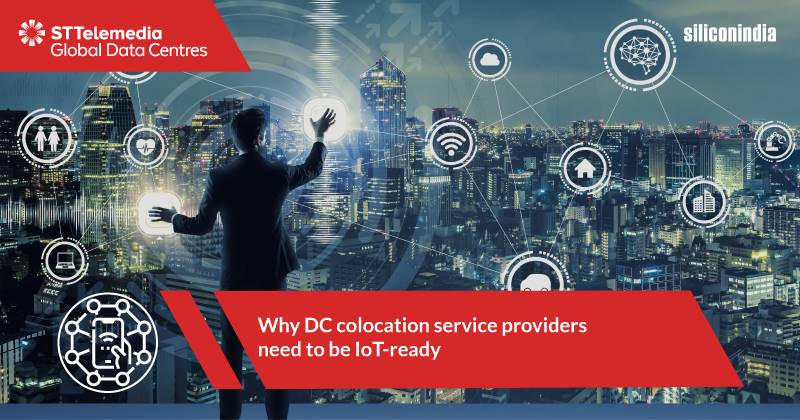Why DC Colocation Service Providers need to be IoT-ready