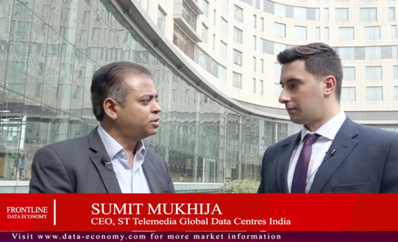 Doubling On Data Centre Investments in India
