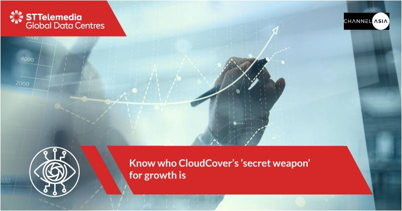 Cloud Cover's Secret Weapon for Growth