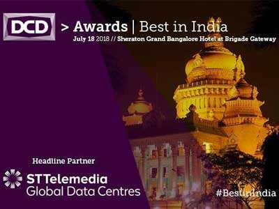 Data Center Dynamics Awards 2018